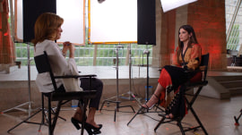 Sandra Bullock talks motherhood and adoption with Hoda Kotb