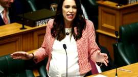 New Zealand Prime Minister ready to balance parenthood and parliament