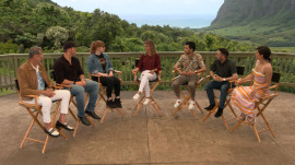 Watch full interview with cast of 'Jurassic World: Fallen Kingdom'