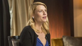Claire Danes on playing 'Homeland' character with bipolar disorder
