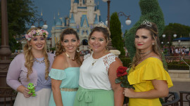 Disney World offers adult 'Character Couture' makeovers for grown-up princesses