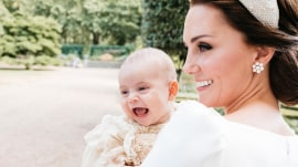 Take a look at the beautiful photos from Prince Louis' christening