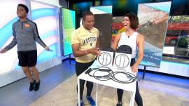 Workout gadgets and exercises to keep you active this summer