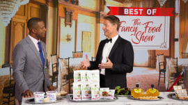 The trendiest — but healthiest! — foods from the Fancy Food expo