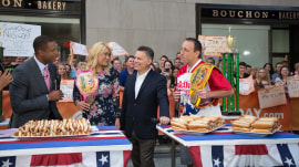 Meet the 2018 champions of Nathan's hot dog eating contest