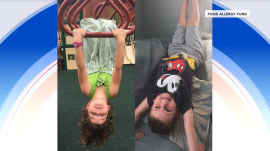 Instagram star Bryce Xavier does the 'This is Nuts' challenge on air!