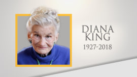 Life well lived: Diana King, who changed the perception of dyslexia, dies at 90