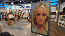 Megyn Kelly roundtable reacts to Stormy Daniels arrest, mugshot