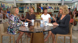Megyn Kelly roundtable talks about the sports-filled weekend, kids and more