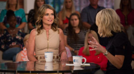 Savannah Guthrie joins Megyn Kelly TODAY to discuss the Thai cave rescue
