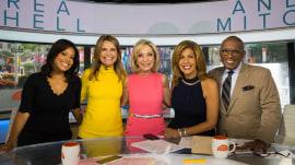 TODAY celebrates Andrea Mitchell's 40th anniversary at NBC News!