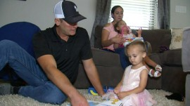 This happily married couple is considering divorce to afford disabled child's health care