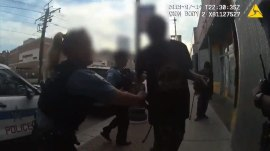 Chicago police release body cam video of police-involved shooting