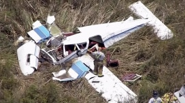 3 dead in midair collision of two planes over Florida Everglades