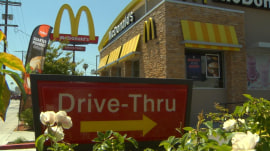 100 ill from parasite possibly linked to McDonald's salad