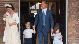 Royal family attends Royal Air Force 100th anniversary celebration