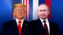 In face of criticism, Trump now says he's holding Putin responsible for election meddling
