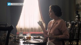See a first look at Olivia Colman in Season 3 of 'The Crown'