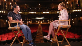 Savannah Guthrie sits down with Lin-Manuel Miranda in exclusive TODAY interview