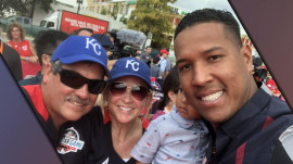 How the winner of the MLB All-Star giveaway spent the weekend in DC!