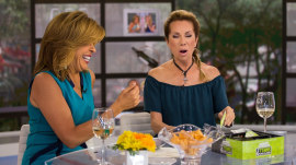 A board game that tests your sense of smell? KLG and Hoda take a whiff