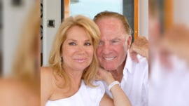Kathie Lee tells the story of her parents meeting late husband Frank Gifford