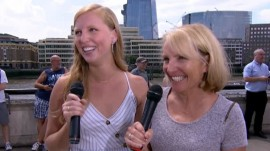 'Mamma Mia! Here We Go Again' contest winners join the fourth hour
