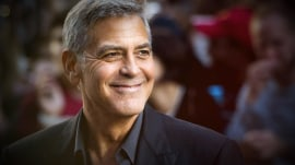 George Clooney taken to hospital after scooter crash in Italy