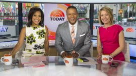Take a look back at Craig Melvin's best moments on Weekend TODAY