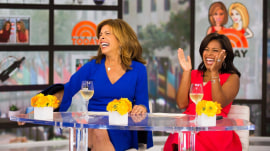 Would you rather lose your phone or wallet? Hoda and Sheinelle weigh in!