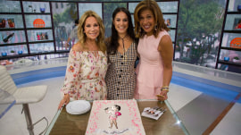 Kathie Lee and Hoda celebrate Donnadorable's birthday
