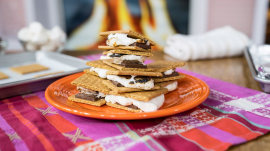 Celebrate National S'mores Day with these fun takes on the campfire classic