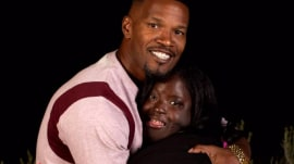 Jamie Foxx 'learned how to live' from younger sister with Down syndrome