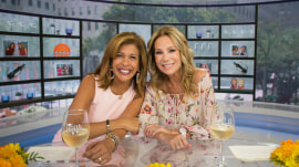 Send KLG and Hoda your best cheer for the surprise of a lifetime