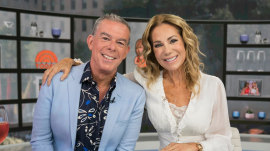 Need your morning coffee? KLG and Elvis Duran say yes!
