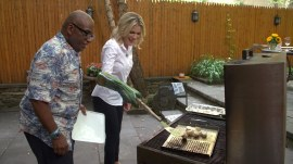 Try This TODAY: Al Roker teaches Megyn Kelly how to grill (and learn to love!) fish