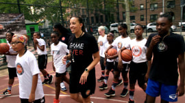 Ladies Who Hoop: Meet the group training the next generation of female athletes — and leaders