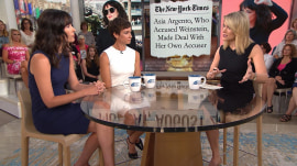 Megyn Kelly TODAY discusses Asia Argento allegedly paying off her accuser