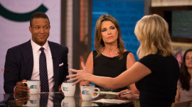 Megyn Kelly, Savannah Guthrie and Craig Melvin share their greatest fears