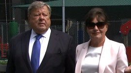 Melania Trump's parents become citizens in 'chain migration' opposed by president