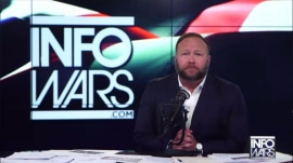 Alex Jones banned by Facebook, YouTube and Apple