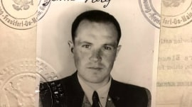 Former Nazi camp guard deported to Germany