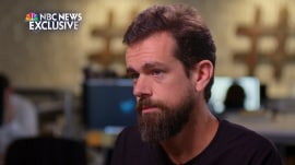 Twitter CEO Jack Dorsey opens up on Nightly News about Alex Jones' 'timeout'