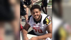University of Maryland under fire for death of college football player