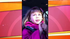 5-year-old raves about her 1st haircut in adorable rant about short hair