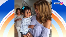 Hoda talks about highlights from her birthday, including Haley Joy singing to her!