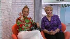 A-Rod co-hosts with KLG and Hoda — with a surprise visit from JLo!