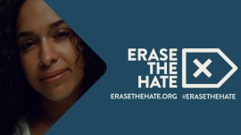 Take a 1st look at NBCUniversal Cable Entertainment's 'Erase the Hate' initiative