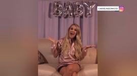 Congrats! Carrie Underwood announces she's pregnant