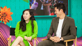 Awkwafina and Henry Golding on what 'Crazy Rich Asians' means to them